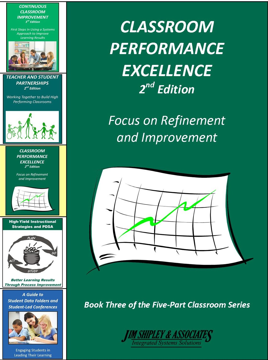 CPE2_2013 - Classroom Performance Excellence 2nd Edition Cover Image