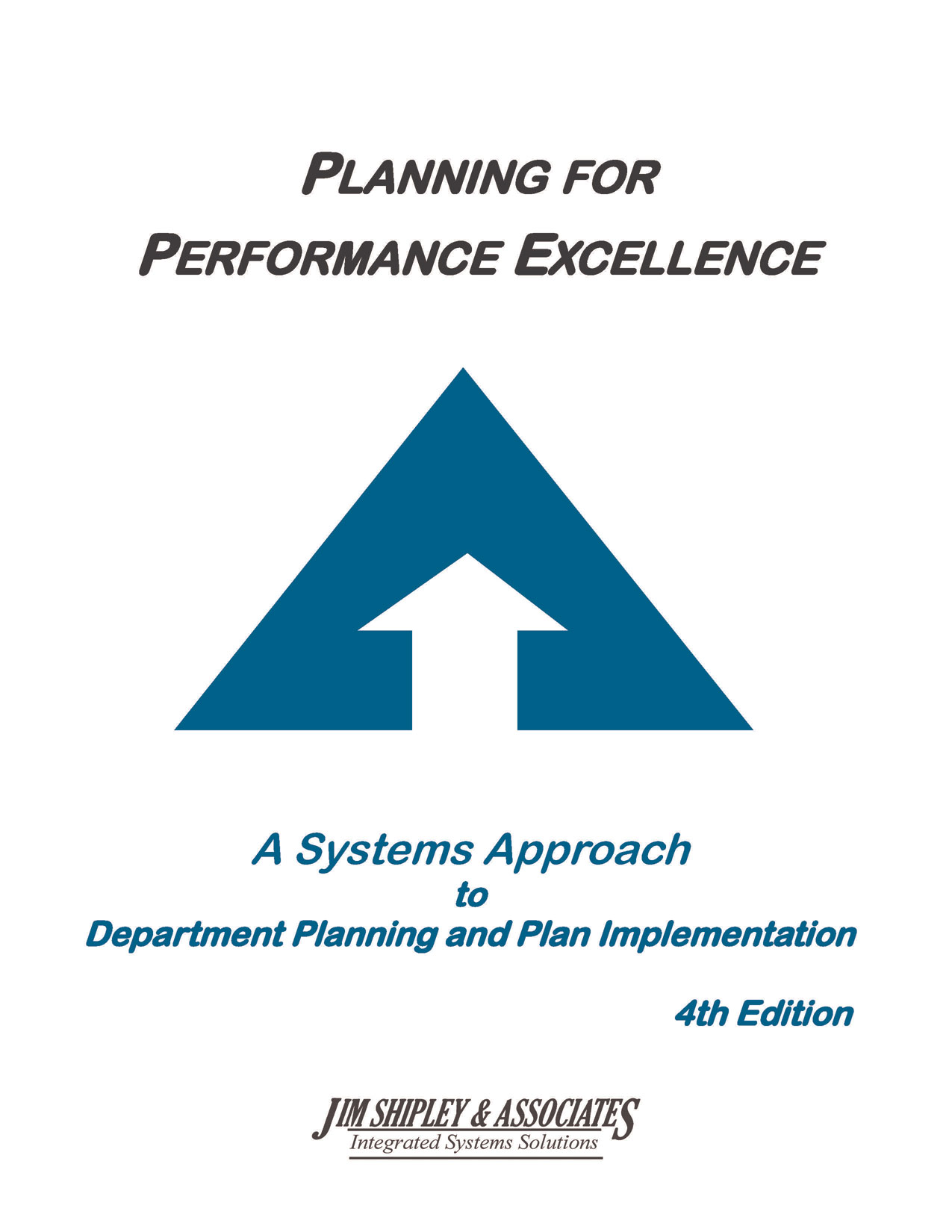 DPI_4 - Department Planning and Plan Implementation 4th Edition Cover Image