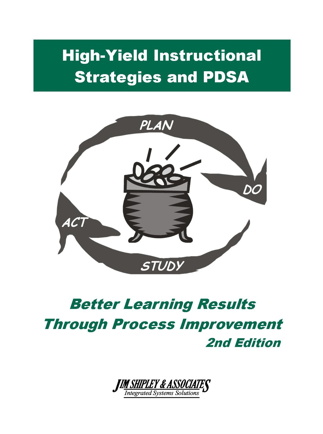 HYS2 - High-Yield Instructional Strategies 2nd Edition Cover Image