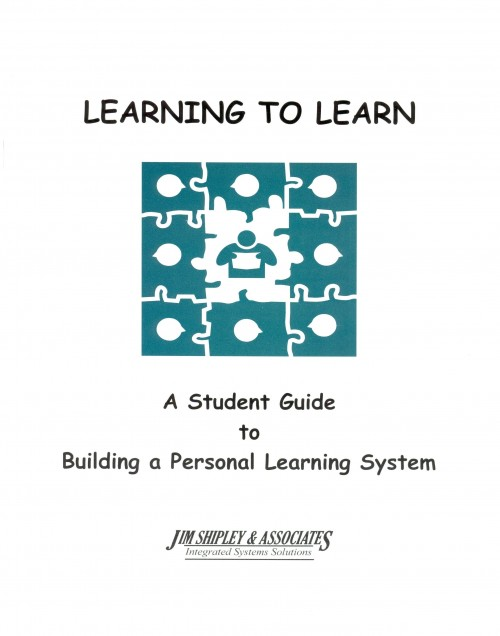 LL3_0414 - Student Guide - Grades 9-12 - Learning to Learn Cover Image