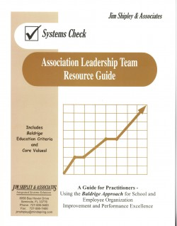 GAL - Association Leadership Team Resource Guide Cover Image