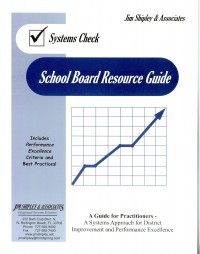 RGSB - School Board Resource Guide Cover Image