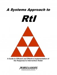 Image of RtI - Response to Intervention cover