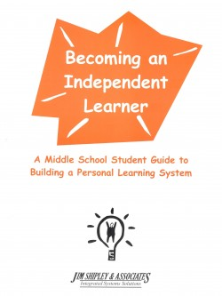 SGMS - Student Guide - Grades 6-9 - Becoming and Independent Learner Cover Image