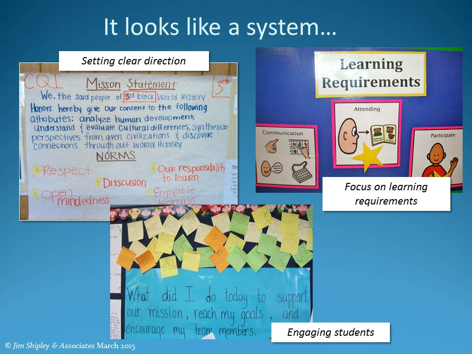 Classroom Improvement Ideas ~ Ideas from the classroom pdsa in action jim shipley