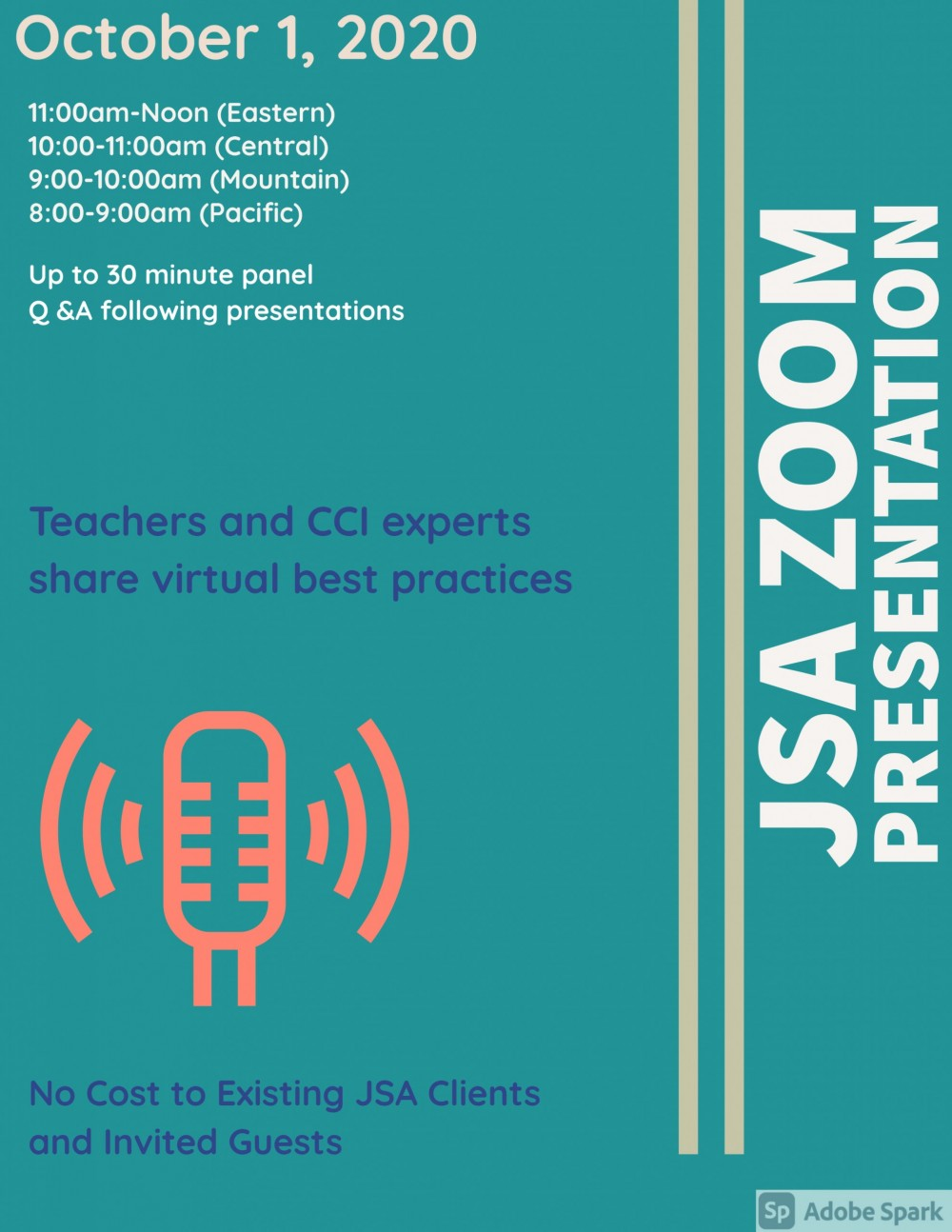 Virtual Best Practices for CCI
